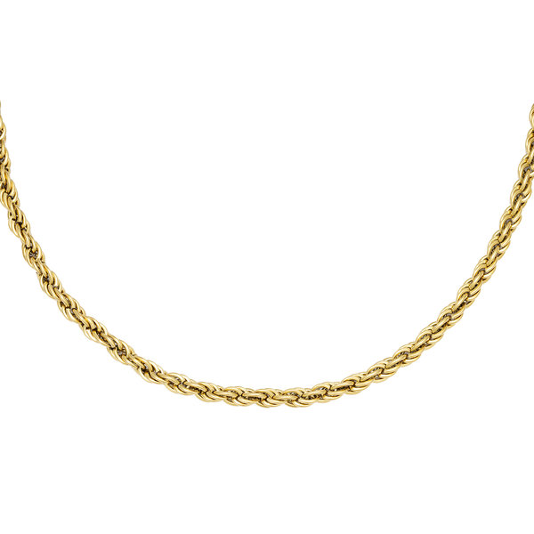 Ketting Twisted Chain | Goud