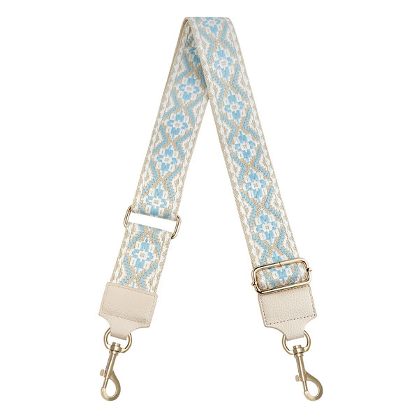 Yehwang Schoudertas band - Bag strap - Fabric    Off-white