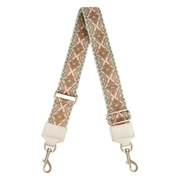 Yehwang Schoudertas band - Bag strap - Fabric    Beige