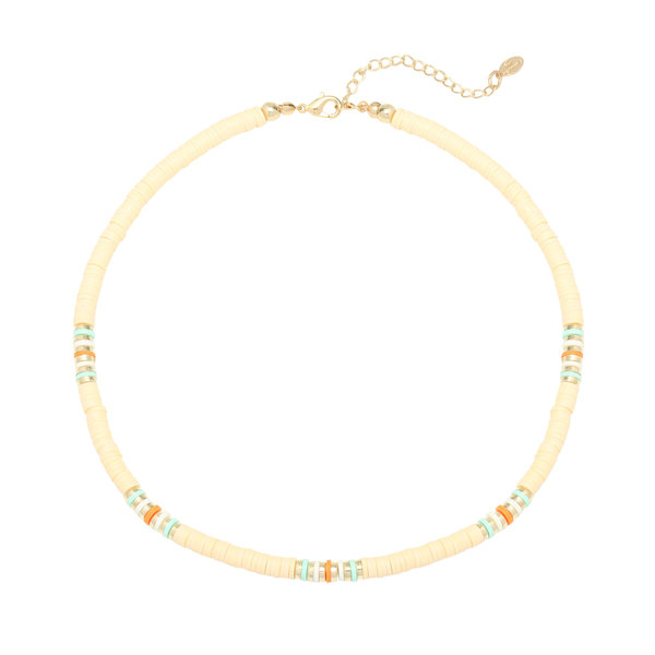 Yehwang Surf Ketting | Ride to the wave | Beige