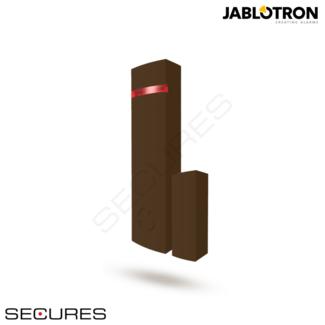 Jablotron JA-150MB Jablotron daadloos magneetcontact – bruin