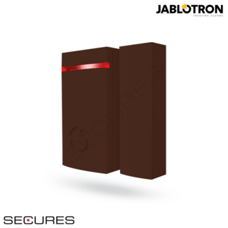 Jablotron JA-151MB Jablotron draadloos mini magneetcontact – bruin