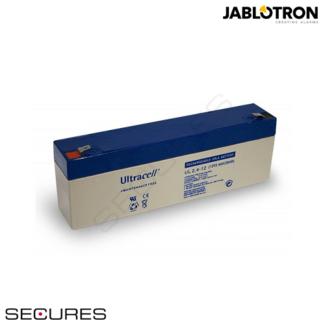 Jablotron UL-2.4-12 Oplaadbare lood accu 12V 2.4.Ah