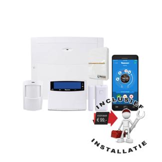 Texecom Alarm Basis Inclusief Installatie