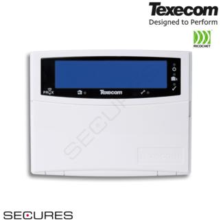 Texecom GCE-0001 Draadloos LCDLP-W Codebedienpaneel