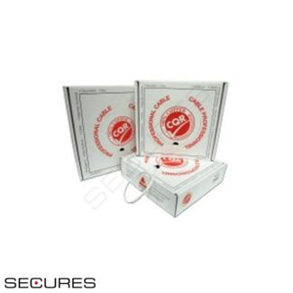Texecom Alarmkabel afgeschermd 4×0.22 Doos 200 mtr
