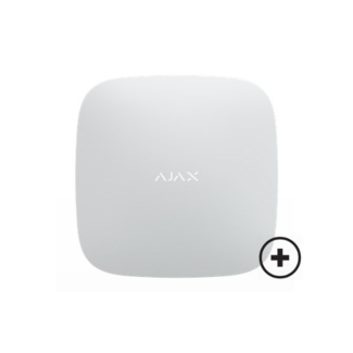 Ajax Hub Plus Wit