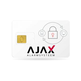 Ajax Systems M2M Simkaart
