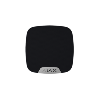 Ajax Systems HomeSiren Zwart