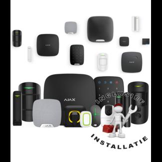 Ajax Systems Alarm Inclusief Installatie