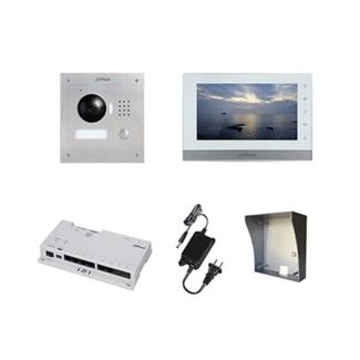 Dahua IP Intercom kit met opbouw behuizing