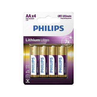 1,5v AA Lithium batterijen 3000 mah t.b.v. Texecom Sirene