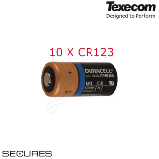 Lithium CR123 3v