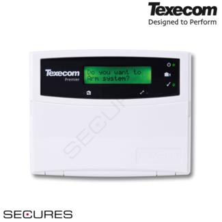 Texecom DBA-0173 Codebedienpaneel