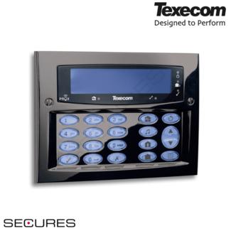 Texecom DBD-0125 Proximity Gunmetal Inbouw