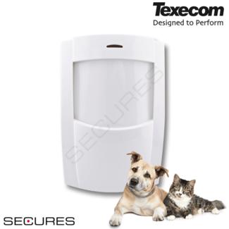 Texecom GBK-0001 draadloze diervriendelijke PIR