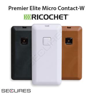 Texecom GHA-0001 draadloze Micro Magneetcontact