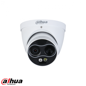 Dahua WizSense Thermal Network Eyeball Camera