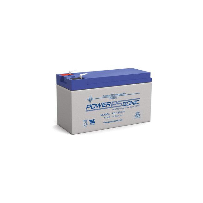 Ajax Systems MultiTransmitter accu 12V 7Ah