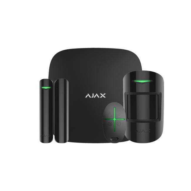 Ajax Systems StarterKit 2 Plus Zwart