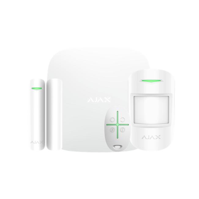 Ajax Systems StarterKit 2 Plus Wit