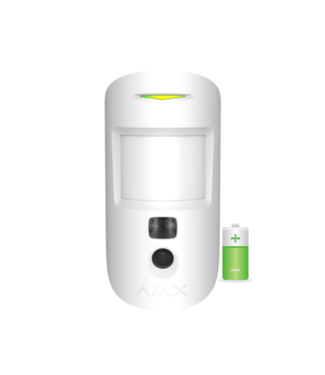 Ajax MotionCam Batterijen