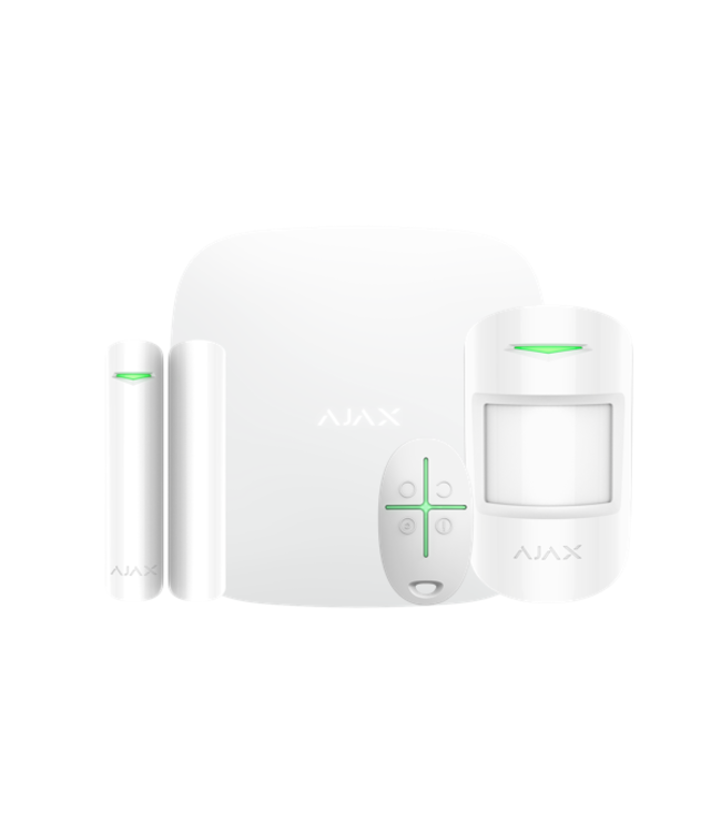 Ajax StarterKit 2 Wit