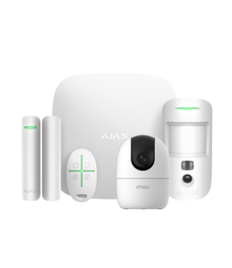 Ajax StarterKit Cam met AI Camera Wit