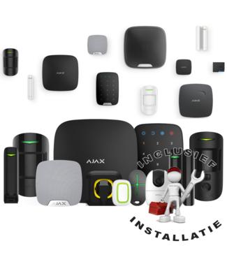 Ajax Alarm Inclusief Installatie