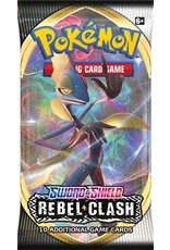 The Pokémon Company Rebel Clash Booster Pack (1x)