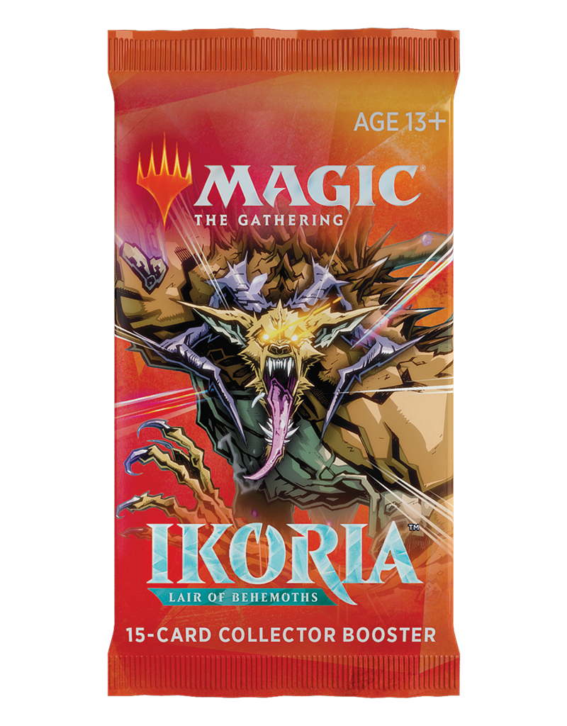 Wizards of the Coast Ikoria: Lair of Behemoths Collector Booster (1x)