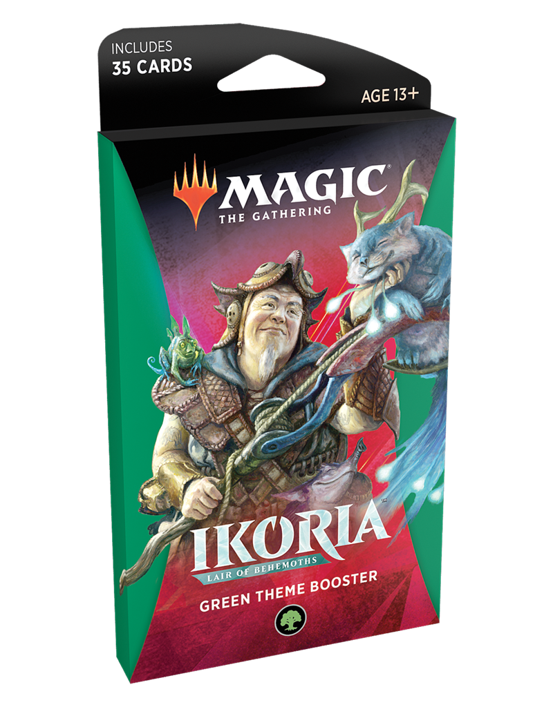 Wizards of the Coast Ikoria: Lair of Behemoths Theme Booster (1x)