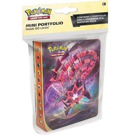 The Pokémon Company Darkness Ablaze Mini Portfolio + Booster