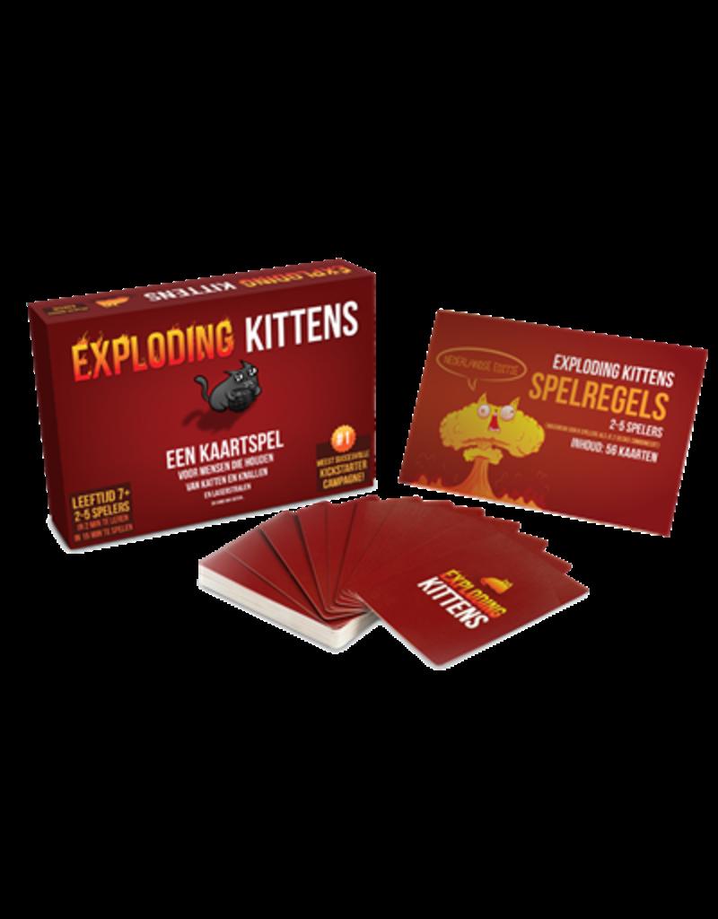 Exploding Kittens Exploding Kittens (NL)