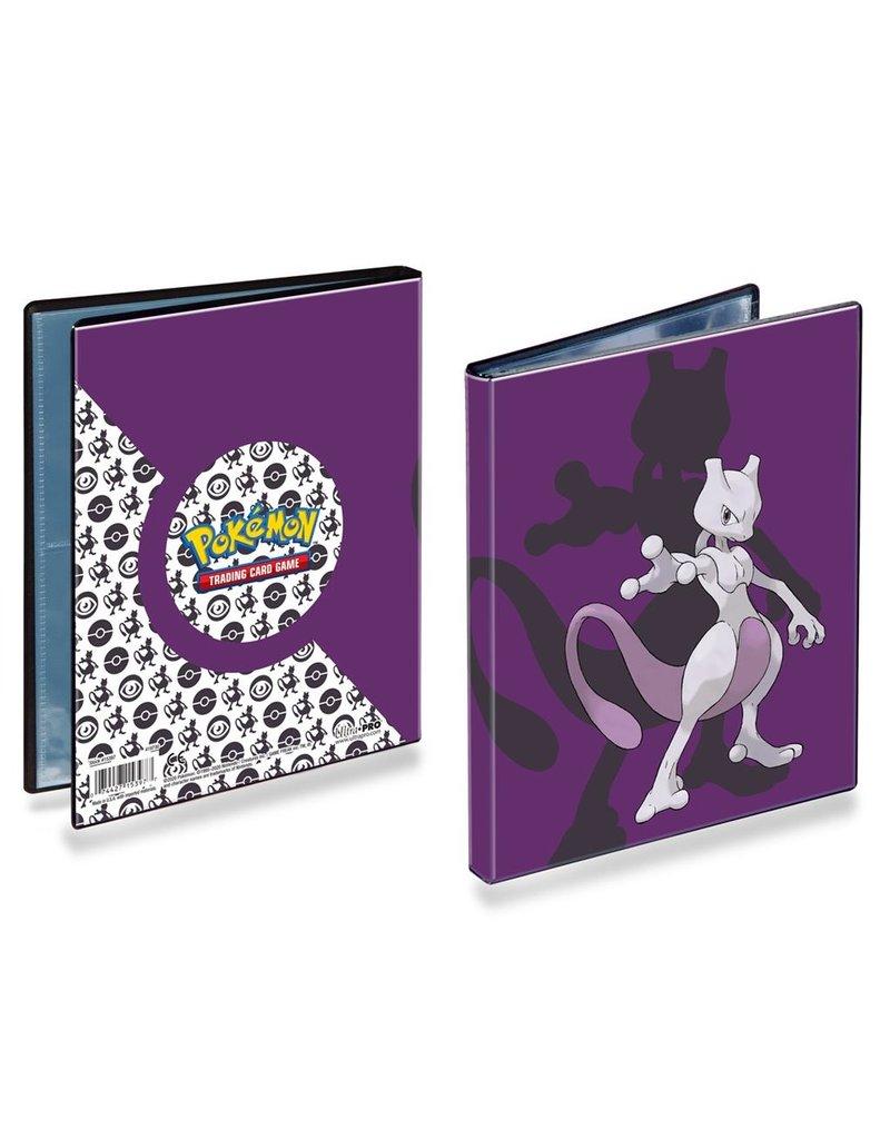 Ultra Pro Mewtwo 4 Pocket Portfolio