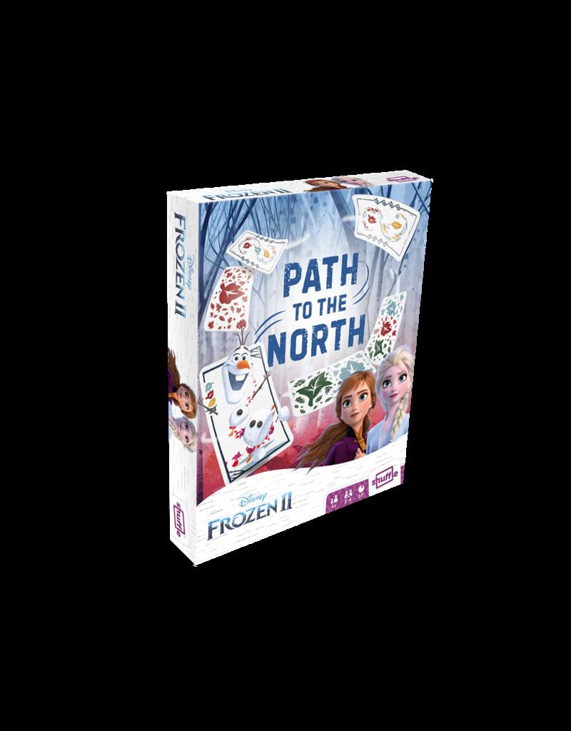 Carta Mundi Frozen 2 - Path To The North