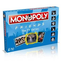 Winning Moves Monopoly Friends (NL)
