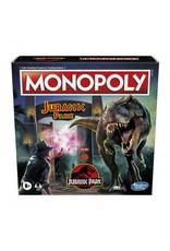 Hasbro Monopoly Jurassic Park