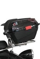 Retro Luggage rack + top case