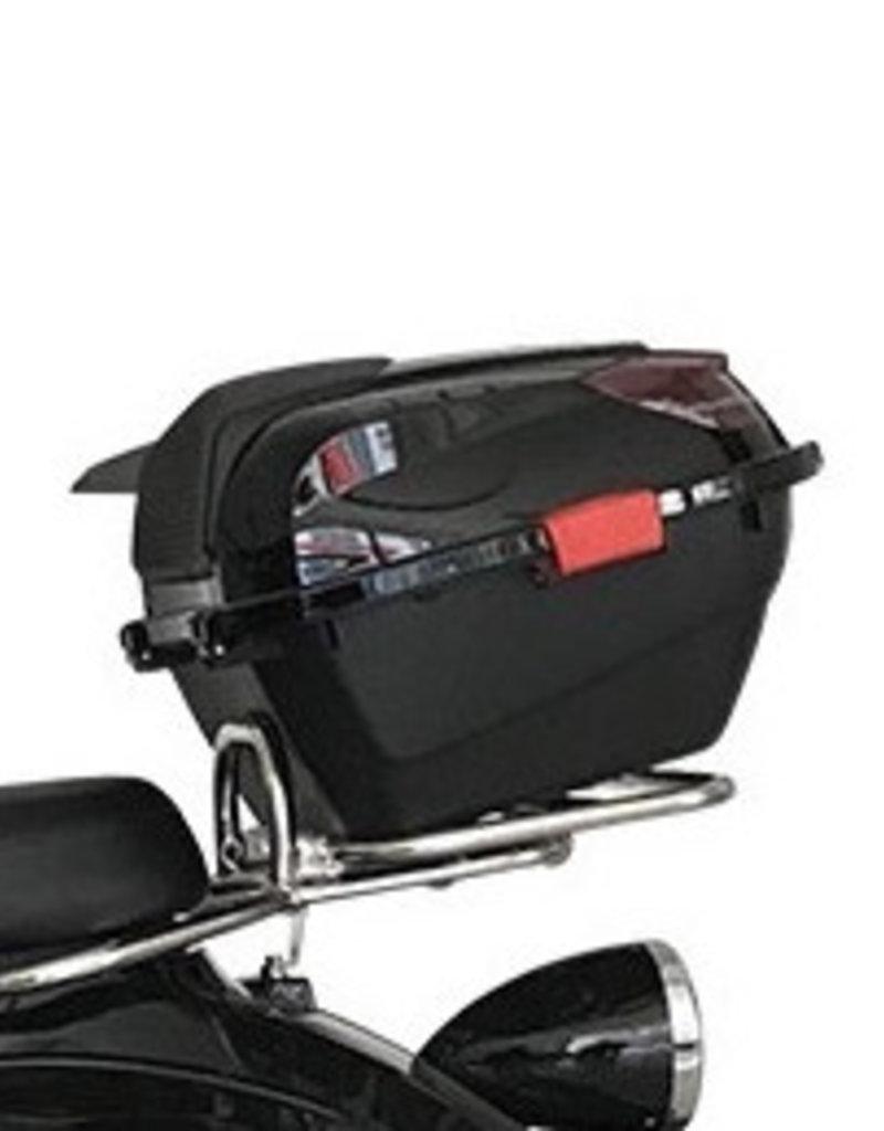 Elektra Retro Luggage rack + top case