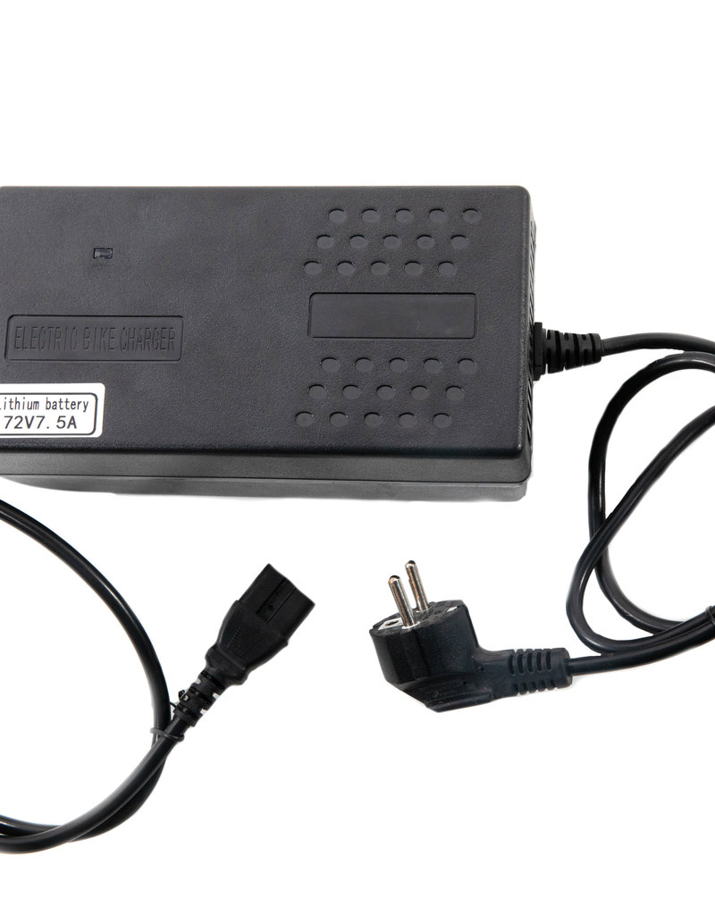 Charger 72V 7,5A