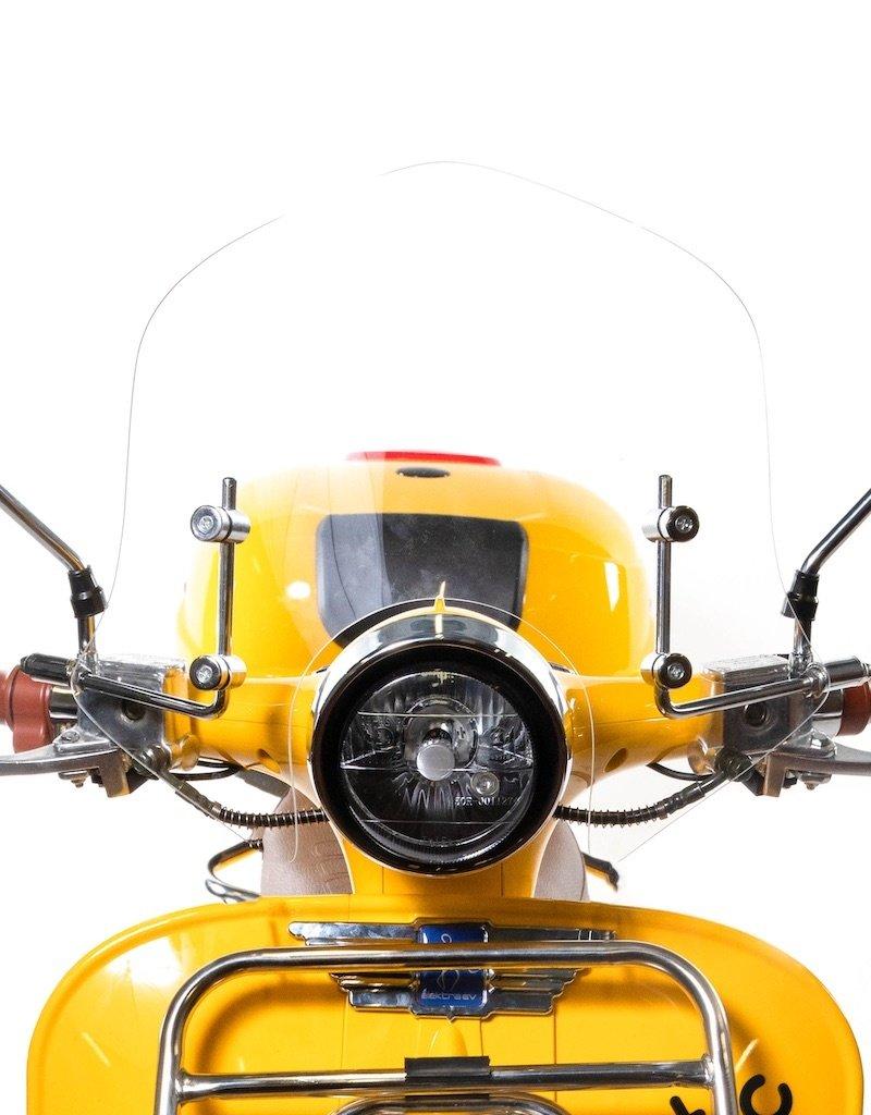 Retro windshield