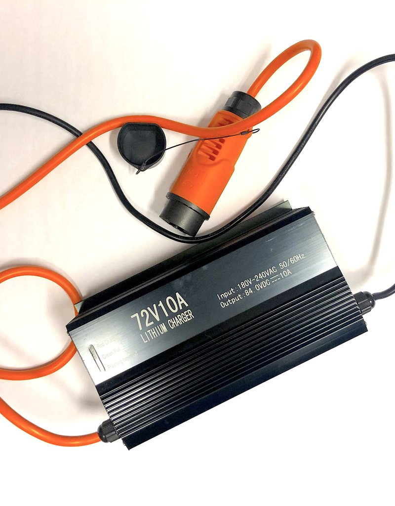 Chargeur 72V 10A