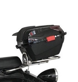 Luggage rack + Top Case