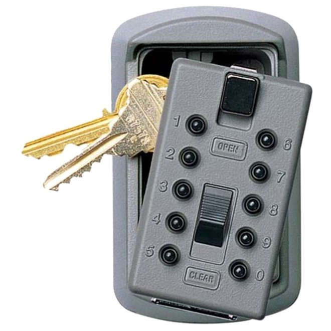 Keysafe Sleutelmuurbox voor 2 sleutels