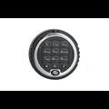 De Raat S&G Titan Elektronisch codeslot i.p.v. dubbelbaard sleutelslot