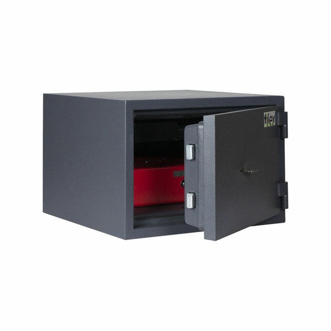 Nauta Filex CS Gecertificeerde Privékluis 2 Elektronisch Slot