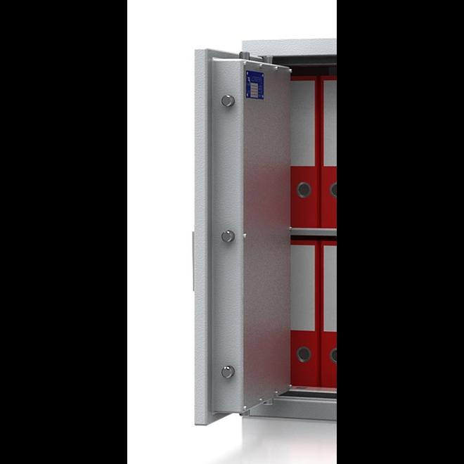 t Toeslag linksdraaiende deur Dera 800-1040 serie