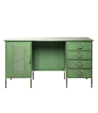 Rootsmann Vintage Schreibtisch | Grün