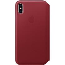 Apple Étui de téléphone Leather Folio iPhone Xs Max
